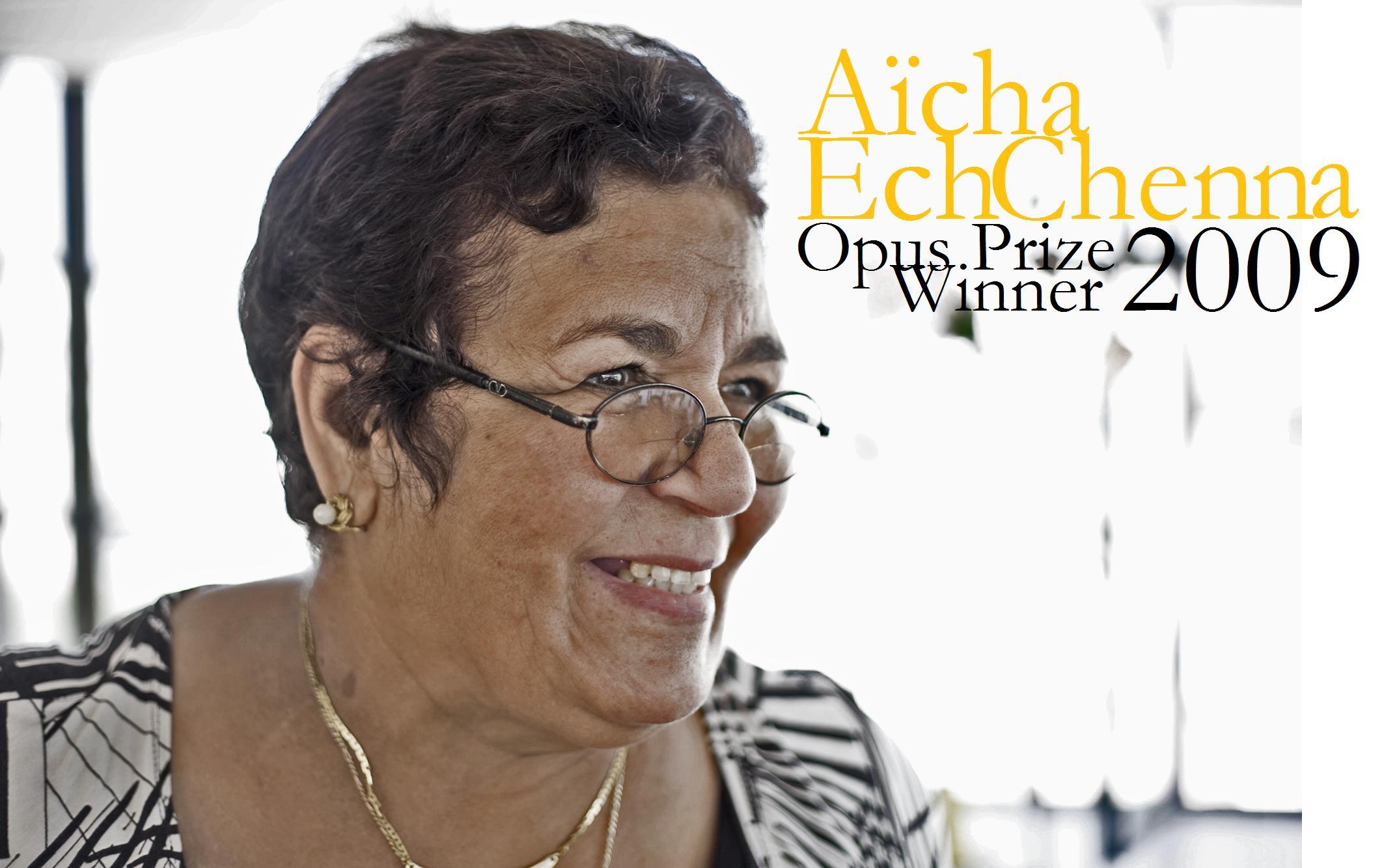 Aicha Chenna